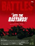 Board Game: Into the Bastards!: First tank battle