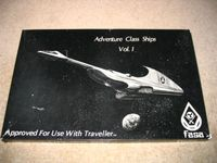 Board Game: Adventure Class Ships Vol. 1