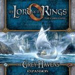 Board Game: The Lord of the Rings: The Card Game – The Grey Havens
