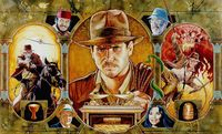 Board Game: Indiana Jones: Fortune and Glory