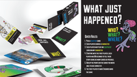Board Game: What Just Happened?