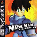 Video Game: Mega Man Legends