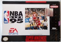 Video Game: NBA Live 95
