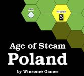 Board Game: Age of Steam Expansion: Poland