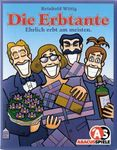 Board Game: Die Erbtante