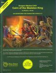 RPG Item: CAS1: Cairn of the Skeleton King