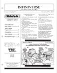 Issue: Infiniverse (Vol 1, Number 30 - Dec 1992)