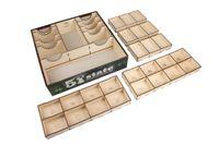 Board Game Accessory: 51st State: Master Set – Broken Token Organizer