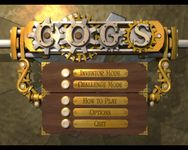 Video Game: Cogs
