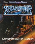 RPG Item: SJR3: Dungeon Master's Screen