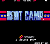 Video Game: Boot Camp
