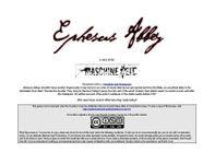 RPG Item: Ephesus Abbey