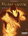 Issue: Pathways (Issue 17 - Aug 2012)
