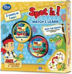 Board Game: Spot it! Match & Learn