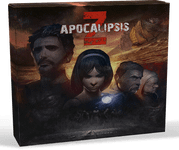 Board Game: Apocalypse Z: The Board Game