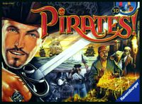 Board Game: Pirates!