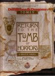 RPG Item: Return to the Tomb of Horrors
