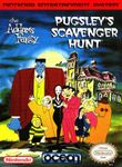 Video Game: The Addams Family: Pugsley's Scavenger Hunt