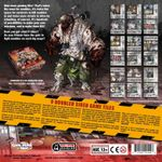 Board Game Accessory: Zombicide: 9 Double Sided Game Tiles