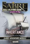 RPG Item: Sabre Adventure Module: The Inheritance