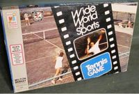 Board Game: Wide World of Sports Tennis Game