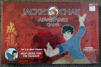 Board Game: Jackie Chan Adventures Game