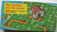 Board Game: The Donkey and the Carrot