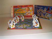 Board Game: Hoppin' Checkers