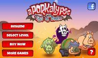 Video Game: Aporkalypse - Pigs of Doom