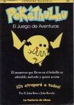 RPG Item: Pokéthulhu Adventure Game (1st Edition)