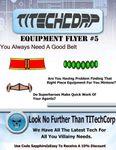 RPG Item: TITechCorp Equipment Flyer #5