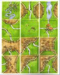 Board Game: Carcassonne: Promo Tiles