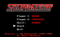 Video Game: SplayMaster