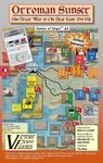 Board Game: Ottoman Sunset: The Great War in the Near East 1914-1918