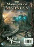 Board Game: Mansions of Madness: The Silver Tablet