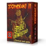 Board Game: Zombiaki II: Attack on Moscow