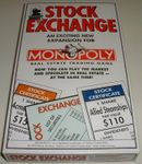 Board Game: Monopoly Stock Exchange Add-on