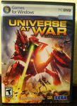 Video Game: Universe at War: Earth Assault