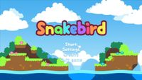 Video Game: Snakebird