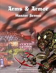 RPG Item: Arms & Armor MasterScreen