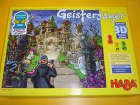 Board Game: Ghost Hunters