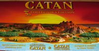 Board Game: CATAN 3D Collector's Edition