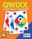 Board Game: Qwixx Card Game