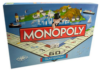Board Game: Monopoly: Islay Edition