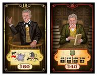 Board Game: Carson City: The Lawyer / Editor