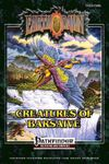 RPG Item: Creatures of Barsaive (Pathfinder Edition)