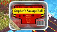 Video Game: Stephen's Sausage Roll