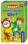 Board Game: Kosmolino: Kennst Du die Uhr?