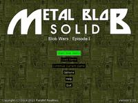 Video Game: Blob Wars: Metal Blob Solid