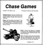 Video Game Compilation: Chase Games
